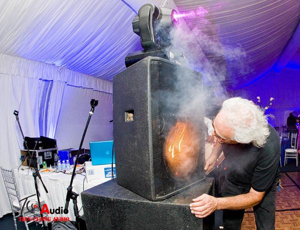 Nguyên nhân cháy bass loa vì sao