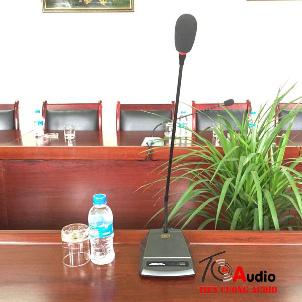 Micro hội nghị trực tuyến APU lắp đặt nhiều nhất hiện nay