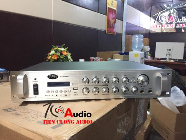 Amply APU HY120W5T nhập khẩu chính hãng có hóa đơn ( C0-CQ )