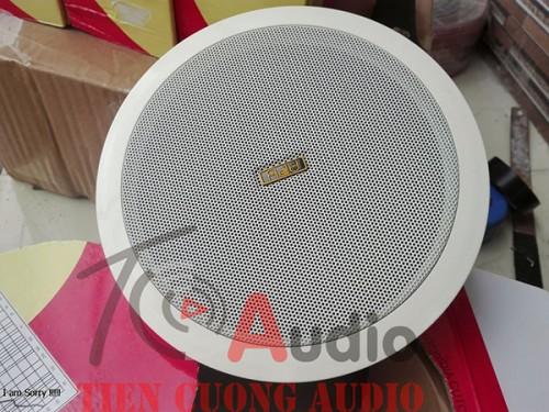 Loa âm trần APU KS805 chuyên dùng cho quán cafe, spa