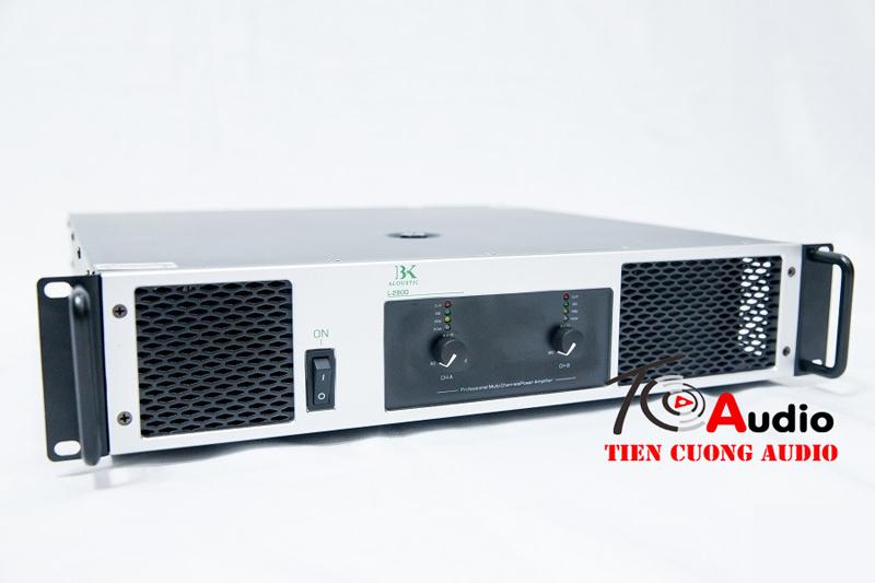 Cục đẩy công suất 2 kênh DK L2800 cực khỏe