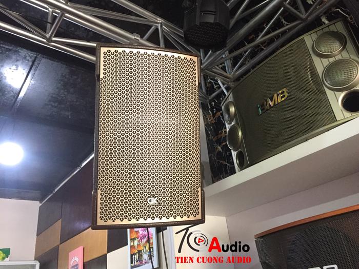 Loa DK VR10L chuyên karaoke chuyên nghiệp