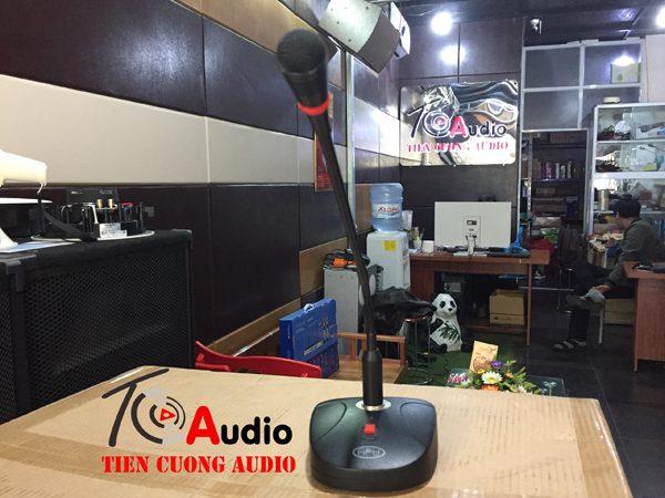 Micro phòng họp APU MF1201 nhập khẩu có hóa đơn ( C0-CQ )