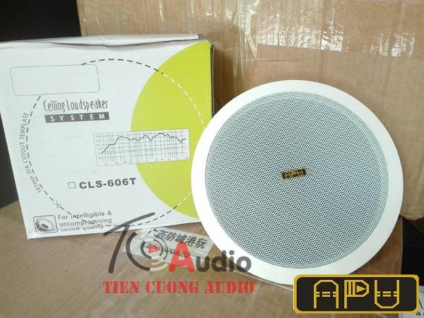 Loa âm trần APU CLS706T chuyên dùng nghe nhạc