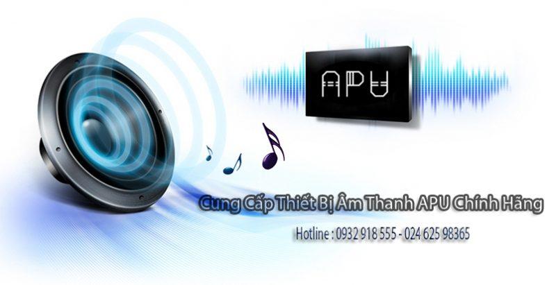 Thương hiệu APU, loa âm trần APU nhập khẩu chính hãng