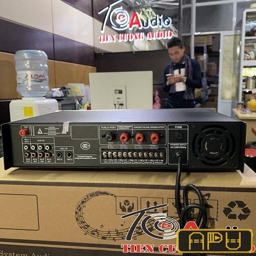 Amply APU USB 150W