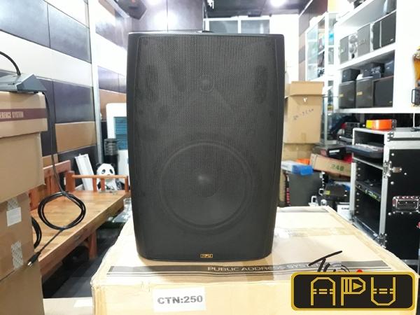 Loa hộp APU âm thanh hay, rõ ràng, thiết kế đẹp