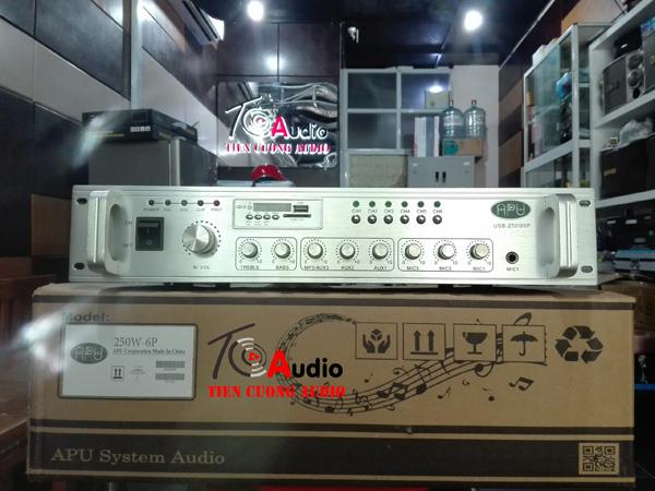Amply-APU-USB-250W