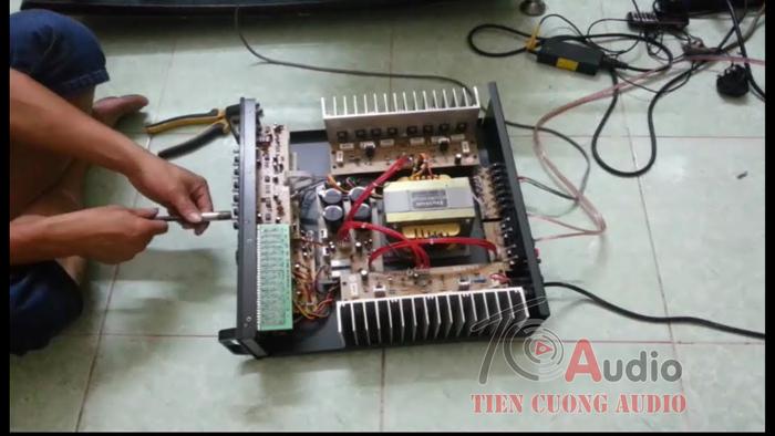 Nhận sửa chữa amply tại Hà Nội uy tín giá rẻ