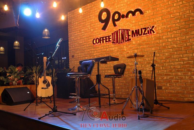 Chuyên tư vấn báo giá lắp đặt dàn âm thanh quán cafe nhỏ tại Hà Nội