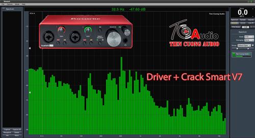 Driver Smart V7 + Crack