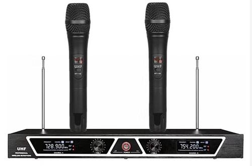 Micro không dây Lynz pro audio tốt sóng khỏe Tiến Cường Audio