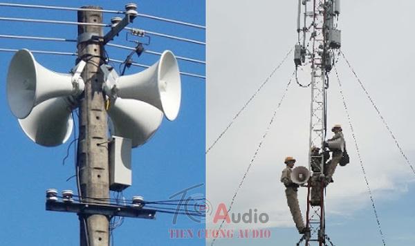 Lắp đặt hệ thống loa truyền thanh hiện đại nhất hiện nay