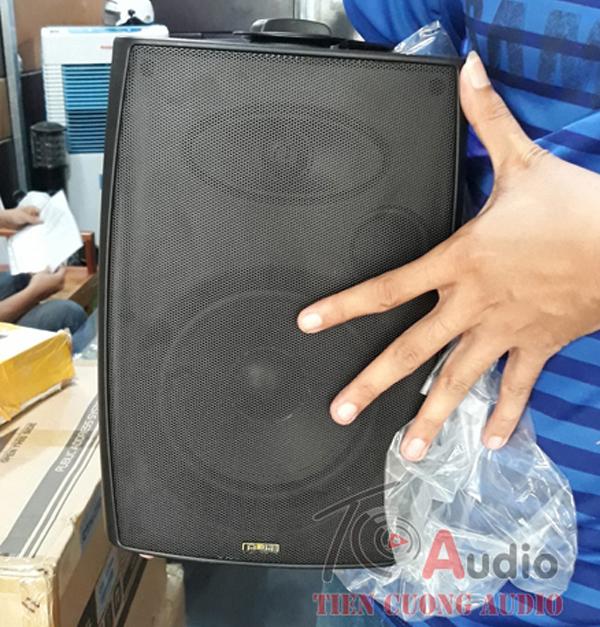 Loa hộp treo tường, loa phòng họp công suất 30w chuẩn âm thanh