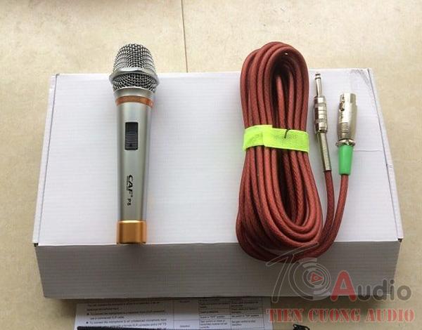 Micro có dây CAF P8 chất lượng tốt