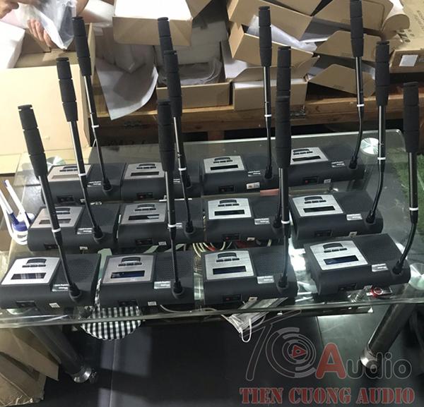 Micro hội nghị không dây APU chất lượng cao cấp