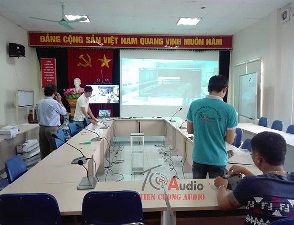 Micro hội thảo APU chuyên dùng cho hội thảo bàn quầy chuyên nghiệp