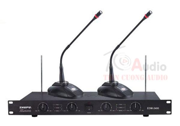 Hệ thống hội thảo micro hội nghị không dây Shupu hiện đại hiện nay