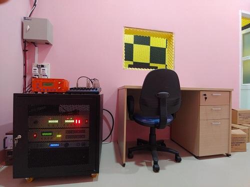 Bộ trung tâm phát sóng FM cho Phường, Xã