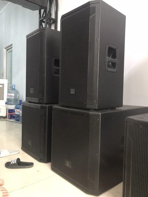 loa king audio pw915m