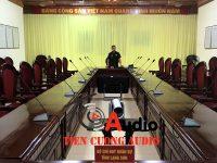 cung cấp dàn âm thanh hội nghị