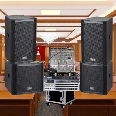 dàn âm thanh soundking cho hội trường