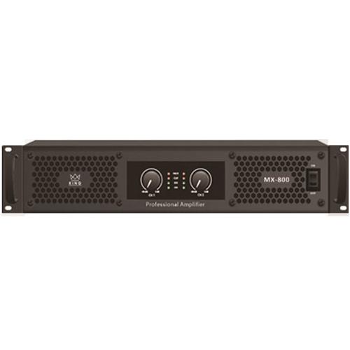 Đẩy King MX-800 đẳng cấp cho karaoke chuyên nghiệp