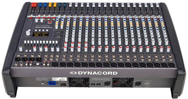 Mixer Dynacord chuyên âm thanh sân khấu sự kiện chuyên nghiệp