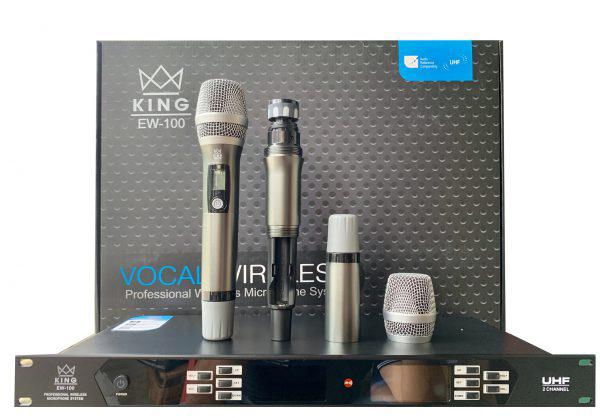 Micro có củ mic xịn và độ thu cực tốt hiệu quả nhất về âm thanh