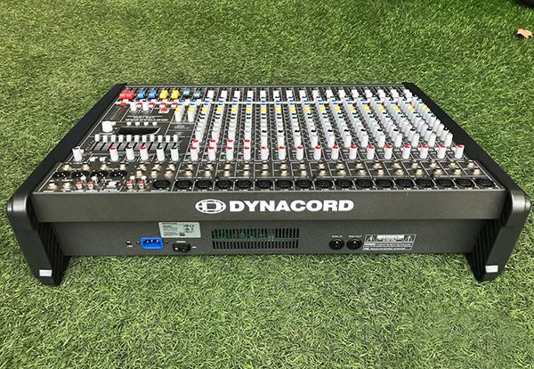 Mixer Dynacord 1600 Nhiều tính năng hiện đại chuyên nghiệp