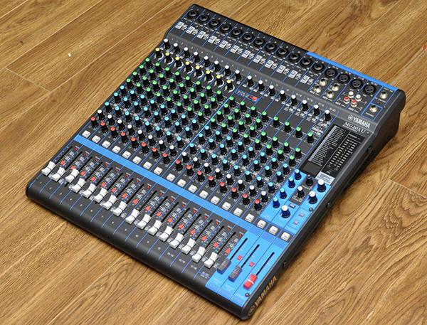 Hình ảnh thực tế của mixer tại Tiến Cường Audio