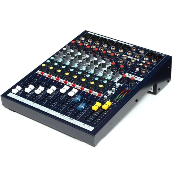 Mixer Soundcraftc chuyên sân khấu hội trường chuyên nghiệp