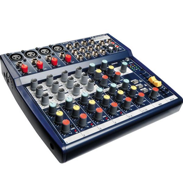 Mixer Soundcraft chuyên dùng cho âm thanh hội trường, sân khấu