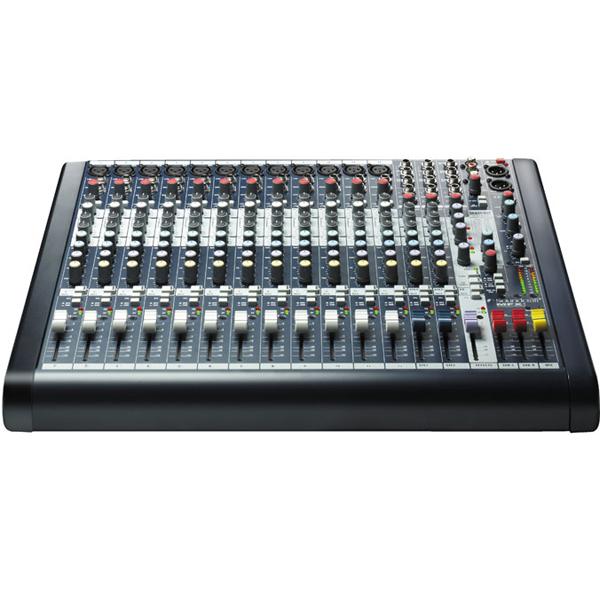 Mixer Soundcraft MFXi12 chuyên sân khấu hội trường, sự kiện