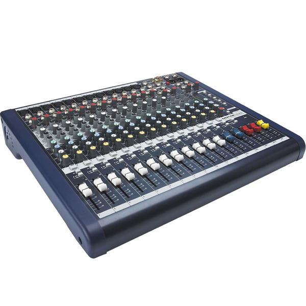 Mixer Soundcraft MPMI 12 chuyên âm thanh hội trường sân khấu