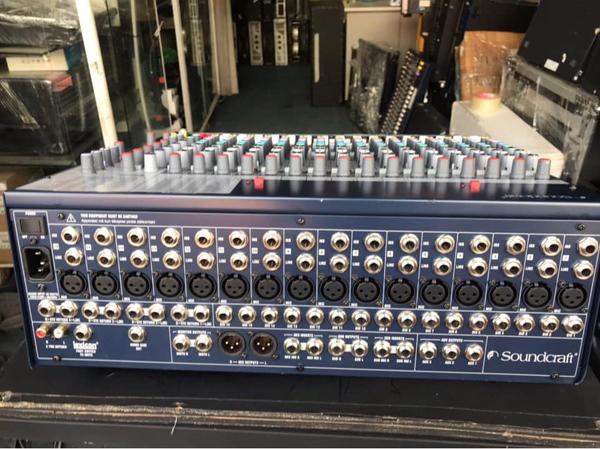 Ngõ cắm tín hiệu ra của mixer