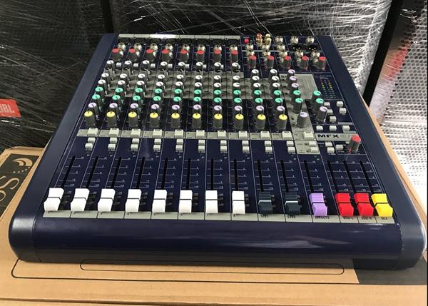 Mixer tại Tiến Cường Audio giá luôn tốt nhất