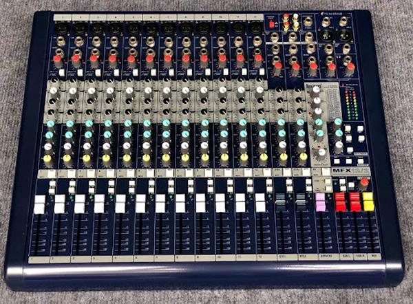 Thiết kế mixer đơn giản dễ sử dụng, căn chỉnh