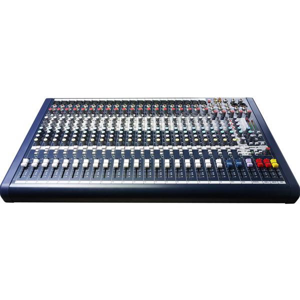 Mixer soundcraft chuyên dùng cho âm thanh sân khấu chuyên nghiệp