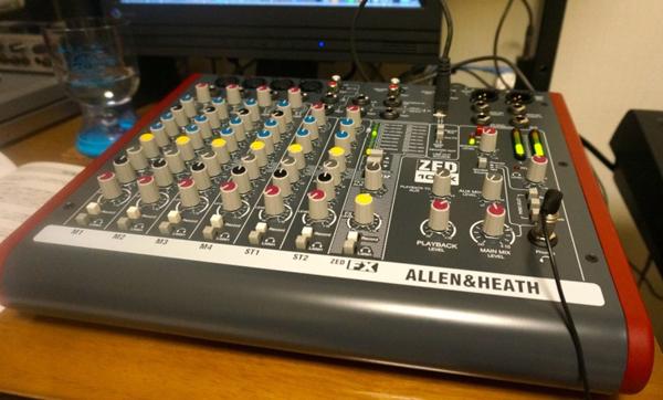 Mixer xịn giá rẻ tại Tiến Cường Audio