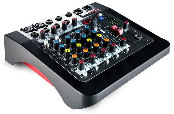 Mixer hay nhỏ gọn, giá rẻ , chất âm cực hay