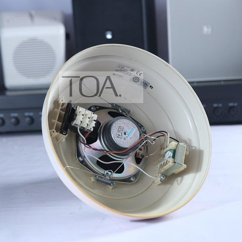 Thiết kế loa Toa PC-2668 chất lượng
