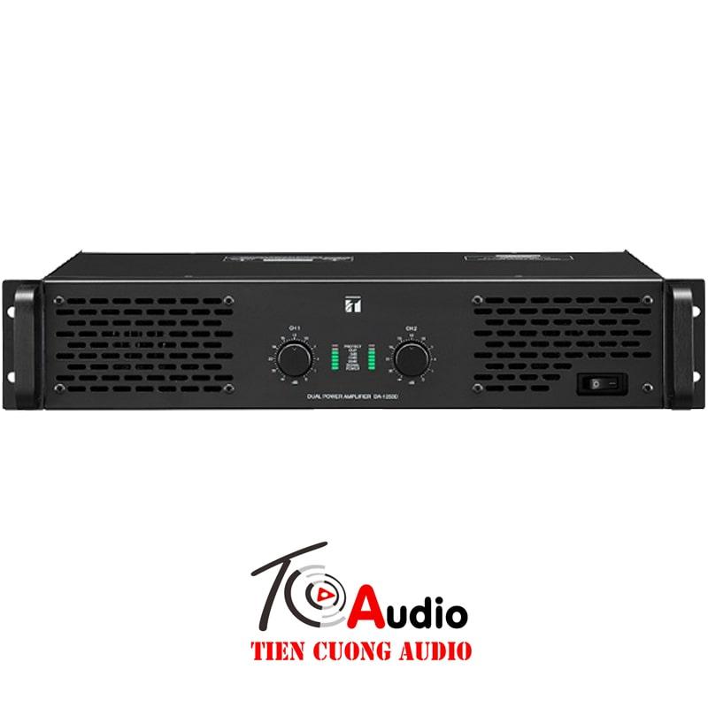 Amply công suất 2 kênh Toa DA-1250D