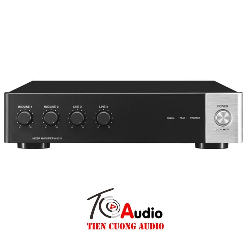 Tăng âm Mixer số A-5012 1CE D01 xuất xứ Indonesia