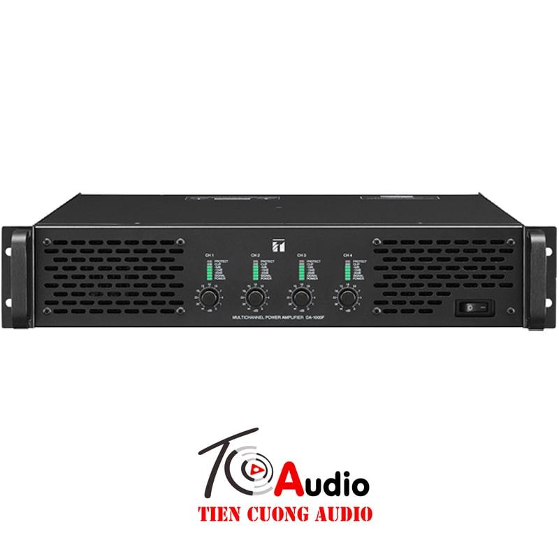 Amply công suất 4 kênh Toa DA-1000F